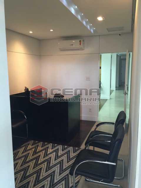 WhatsApp Image 2019-02-19 at 2 - Sala Comercial 257m² para alugar Flamengo, Zona Sul RJ - R$ 16.990 - LASL00375 - 17