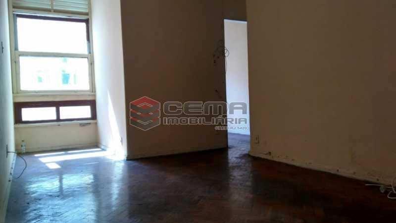 sala - Apartamento À Venda Rua Senador Vergueiro,Flamengo, Zona Sul RJ - R$ 430.000 - LAAP11985 - 1