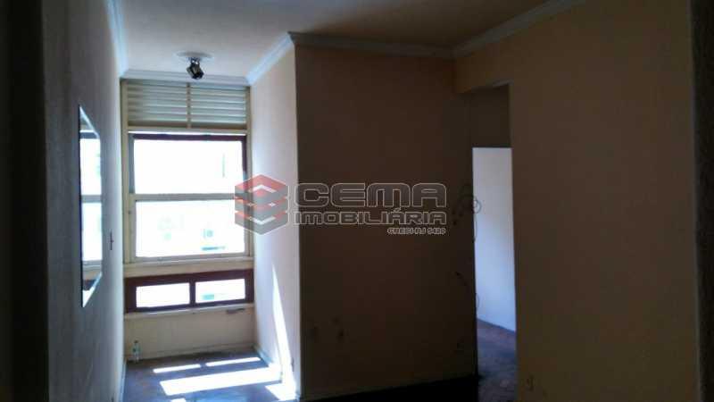 sala - Apartamento À Venda Rua Senador Vergueiro,Flamengo, Zona Sul RJ - R$ 430.000 - LAAP11985 - 3