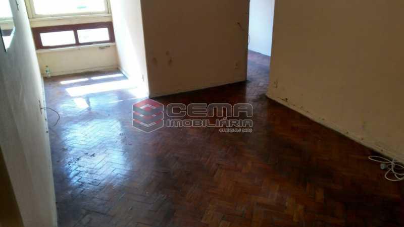 sala - Apartamento À Venda Rua Senador Vergueiro,Flamengo, Zona Sul RJ - R$ 430.000 - LAAP11985 - 5