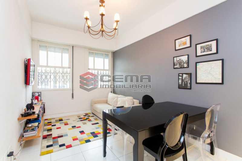 4 - Apartamento À Venda - Catete - Rio de Janeiro - RJ - LAAP11989 - 1