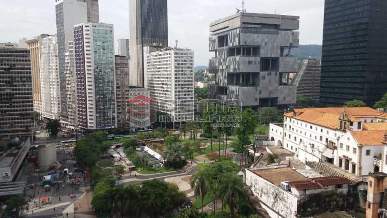 1 - Vista  1. - Sala Comercial 70m² à venda Centro RJ - R$ 380.000 - LASL00376 - 6