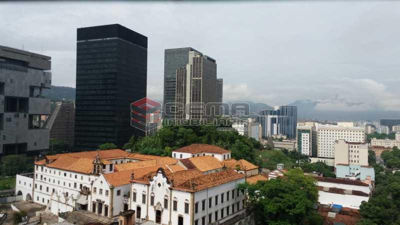 1 - Vista  4. - Sala Comercial 70m² à venda Centro RJ - R$ 380.000 - LASL00376 - 10