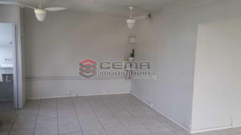 1.2 - Salão 1. - Sala Comercial 70m² à venda Centro RJ - R$ 380.000 - LASL00376 - 7