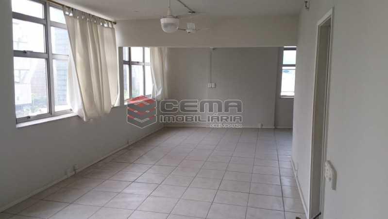 1.2 - Salão 2. - Sala Comercial 70m² à venda Centro RJ - R$ 380.000 - LASL00376 - 3