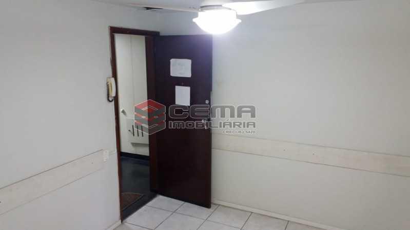 2 - Saleta de Recepção 1. - Sala Comercial 70m² à venda Centro RJ - R$ 380.000 - LASL00376 - 18