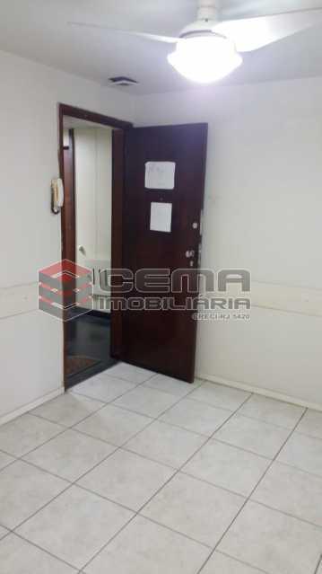 2 - Saleta de Recepção 2. - Sala Comercial 70m² à venda Centro RJ - R$ 380.000 - LASL00376 - 19
