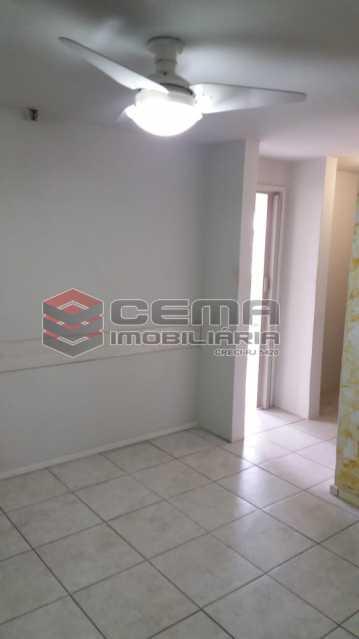 2 - Saleta de Recepção 5. - Sala Comercial 70m² à venda Centro RJ - R$ 380.000 - LASL00376 - 21