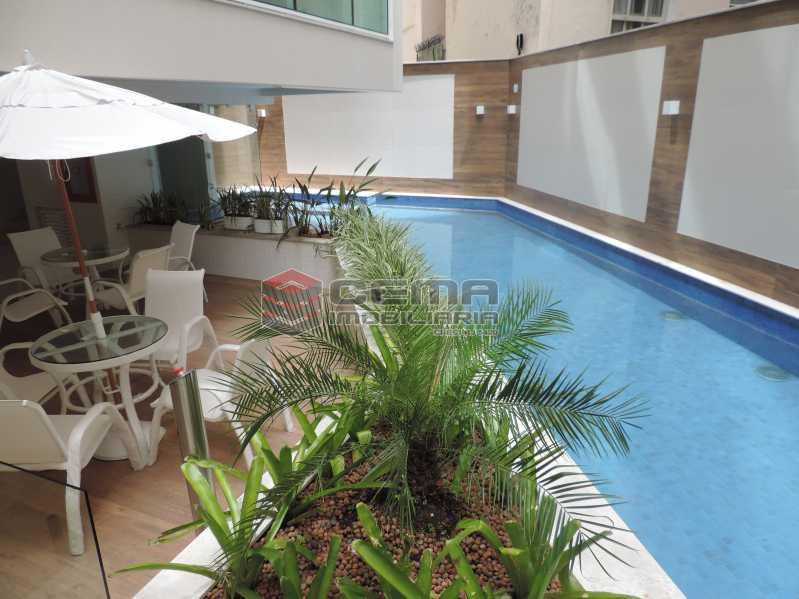 DSCN1064 - Apartamento 3 suítes e 2 vagas no Flamengo - LAAP32964 - 1