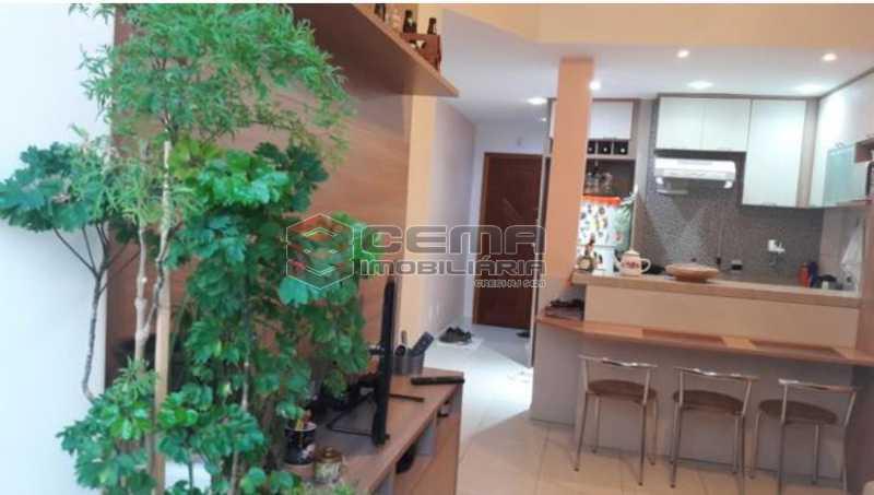 1-SALA - Apartamento 1 quarto à venda Centro RJ - R$ 420.000 - LAAP12004 - 1
