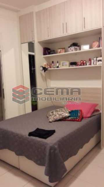 4- QUARTO - Apartamento 1 quarto à venda Centro RJ - R$ 420.000 - LAAP12004 - 6
