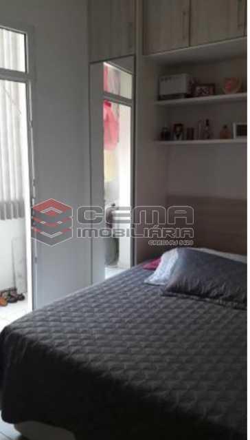 5-QUARTO - Apartamento 1 quarto à venda Centro RJ - R$ 420.000 - LAAP12004 - 7