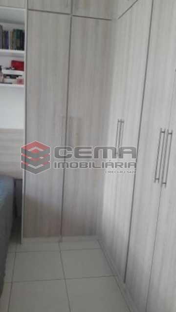 6-QUARTO - Apartamento 1 quarto à venda Centro RJ - R$ 420.000 - LAAP12004 - 8