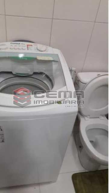 8- BANHEIRO - Apartamento 1 quarto à venda Centro RJ - R$ 420.000 - LAAP12004 - 10