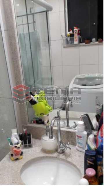 9-BANHEIRO - Apartamento 1 quarto à venda Centro RJ - R$ 420.000 - LAAP12004 - 11