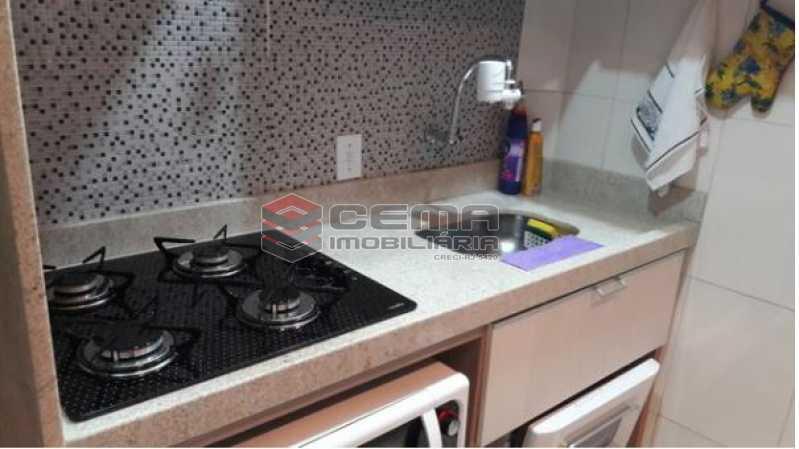 12-COZINHA - Apartamento 1 quarto à venda Centro RJ - R$ 420.000 - LAAP12004 - 12