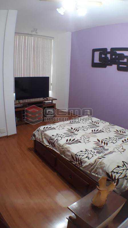 Quarto 3 - Apartamento à venda Rua Conde de Bonfim,Tijuca, Zona Norte RJ - R$ 540.000 - LAAP32990 - 3