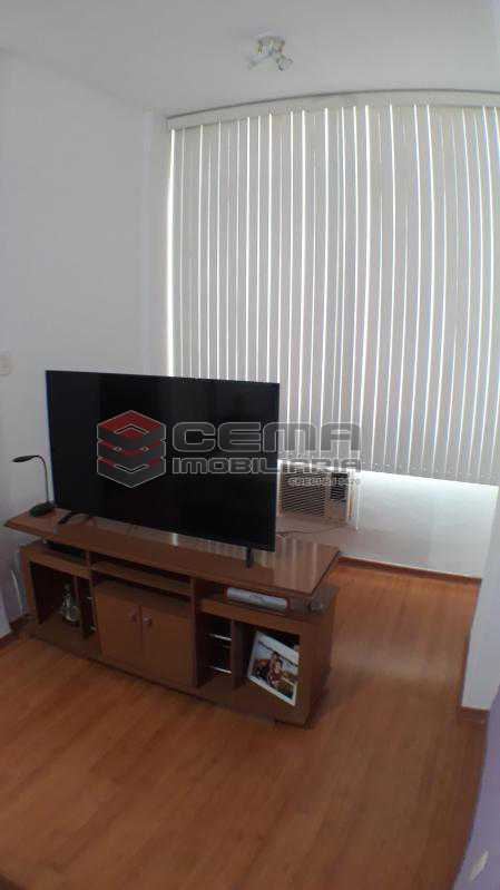 Quarto 3 - Apartamento à venda Rua Conde de Bonfim,Tijuca, Zona Norte RJ - R$ 540.000 - LAAP32990 - 11