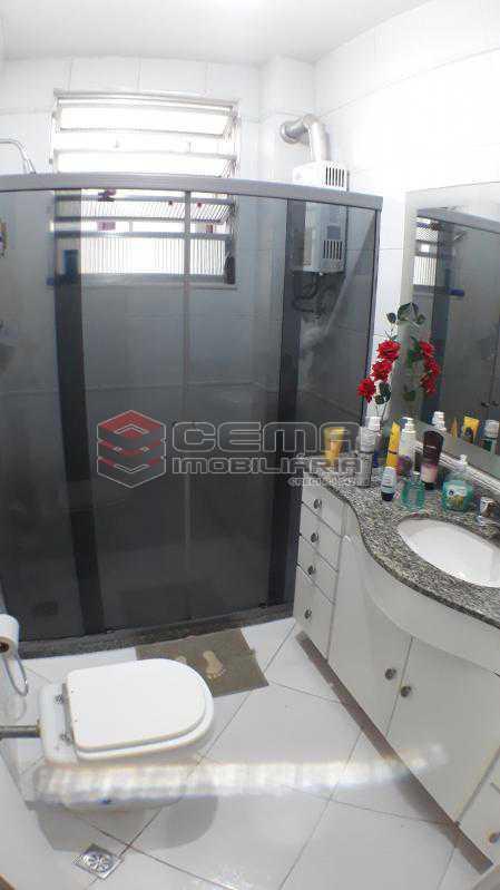 Banheiro Social - Apartamento à venda Rua Conde de Bonfim,Tijuca, Zona Norte RJ - R$ 540.000 - LAAP32990 - 16