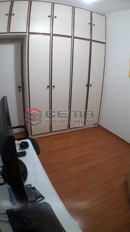 Quarto 2 - Apartamento à venda Rua Conde de Bonfim,Tijuca, Zona Norte RJ - R$ 540.000 - LAAP32990 - 13