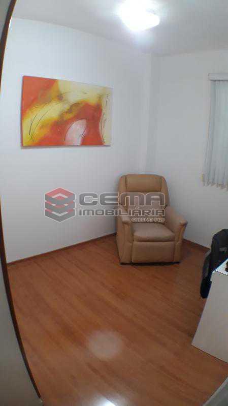 Quarto 2 - Apartamento à venda Rua Conde de Bonfim,Tijuca, Zona Norte RJ - R$ 540.000 - LAAP32990 - 12