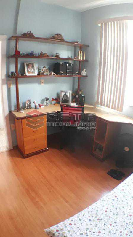 Quarto 1 - Apartamento à venda Rua Conde de Bonfim,Tijuca, Zona Norte RJ - R$ 540.000 - LAAP32990 - 9