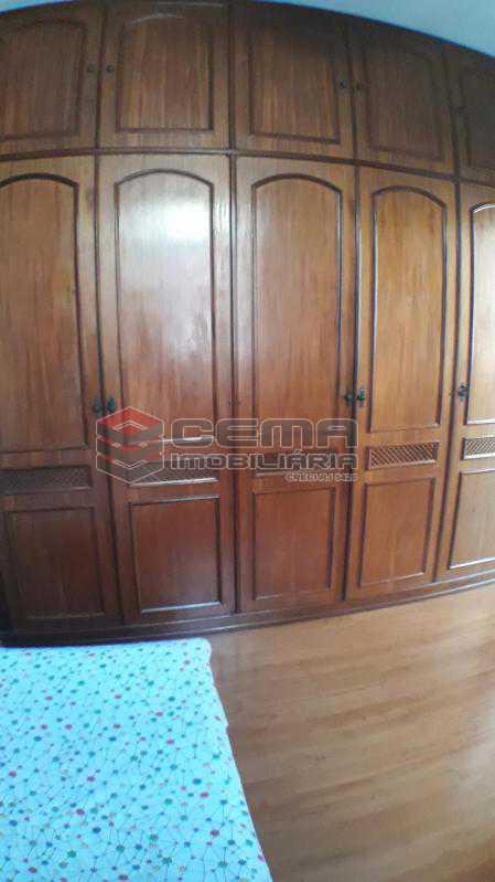 Quarto 1 - Apartamento à venda Rua Conde de Bonfim,Tijuca, Zona Norte RJ - R$ 540.000 - LAAP32990 - 10