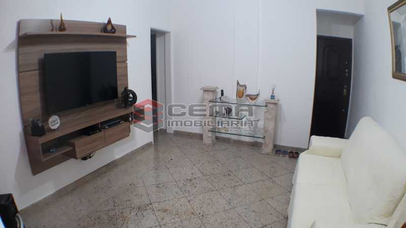 Sala - Apartamento à venda Rua Conde de Bonfim,Tijuca, Zona Norte RJ - R$ 540.000 - LAAP32990 - 6