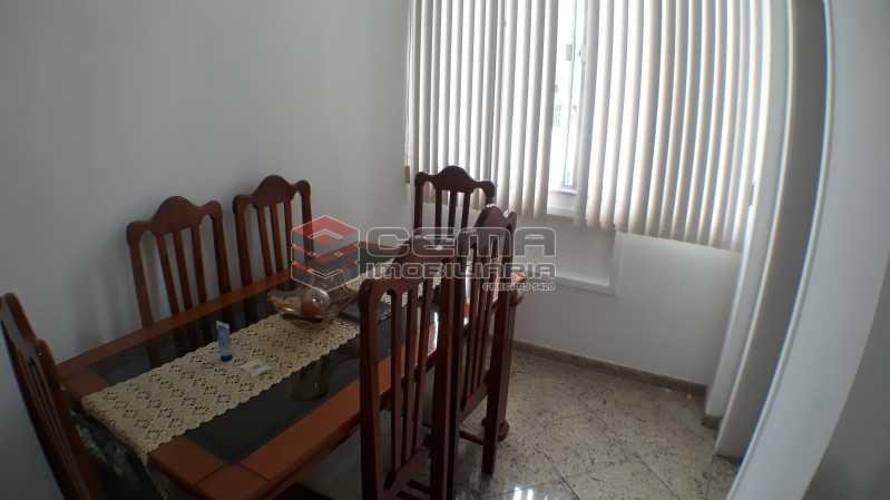 Sala - Apartamento à venda Rua Conde de Bonfim,Tijuca, Zona Norte RJ - R$ 540.000 - LAAP32990 - 7