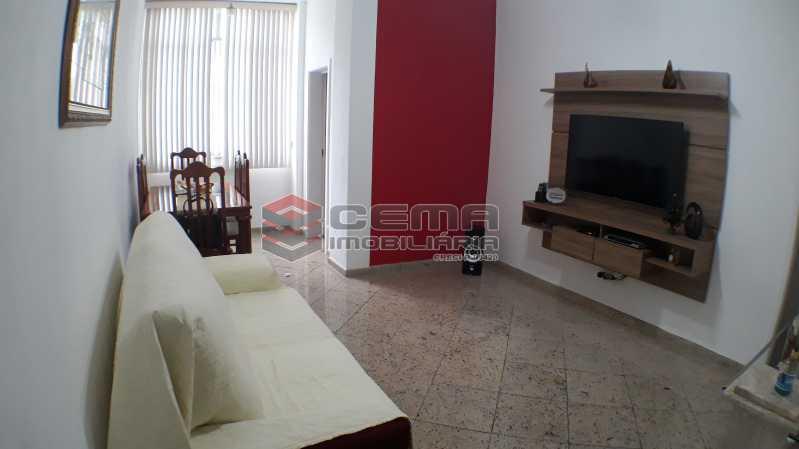 Sala - Apartamento à venda Rua Conde de Bonfim,Tijuca, Zona Norte RJ - R$ 540.000 - LAAP32990 - 1