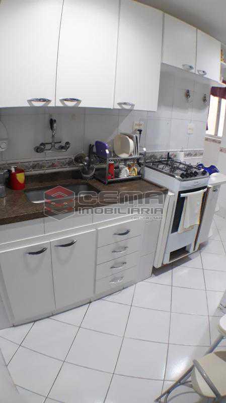 Cozinha - Apartamento à venda Rua Conde de Bonfim,Tijuca, Zona Norte RJ - R$ 540.000 - LAAP32990 - 4