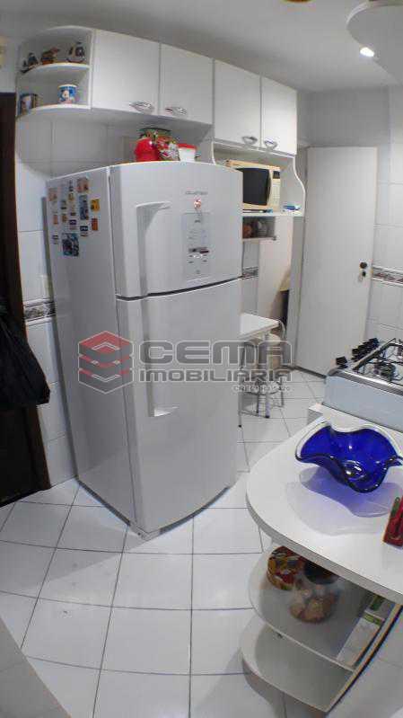 Cozinha - Apartamento à venda Rua Conde de Bonfim,Tijuca, Zona Norte RJ - R$ 540.000 - LAAP32990 - 15