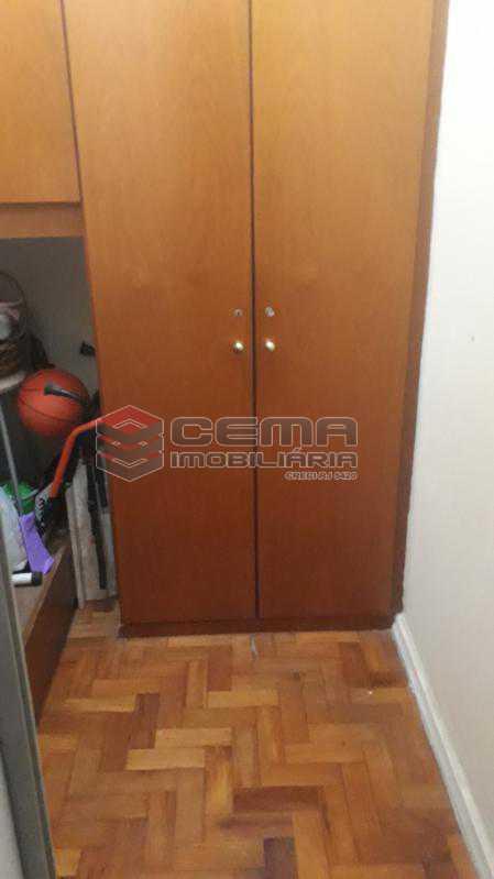 Dependência de Empregada - Apartamento à venda Rua Conde de Bonfim,Tijuca, Zona Norte RJ - R$ 540.000 - LAAP32990 - 19
