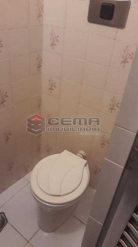 Banheiro de Serviço - Apartamento à venda Rua Conde de Bonfim,Tijuca, Zona Norte RJ - R$ 540.000 - LAAP32990 - 20