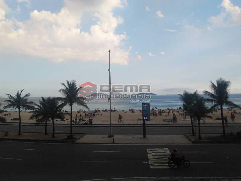 1.vista - Apartamento à venda Avenida Vieira Souto,Ipanema, Zona Sul RJ - R$ 4.600.000 - LAAP32993 - 1