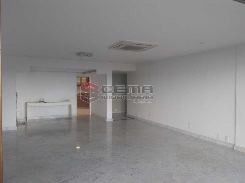 2.1.living - Apartamento à venda Avenida Vieira Souto,Ipanema, Zona Sul RJ - R$ 4.600.000 - LAAP32993 - 4