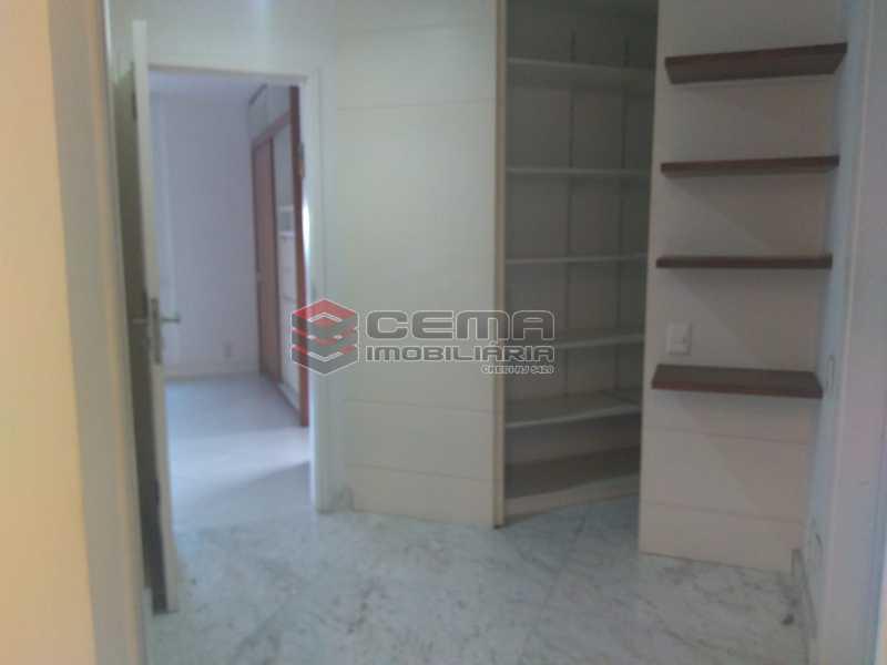 5.1.circulação - Apartamento à venda Avenida Vieira Souto,Ipanema, Zona Sul RJ - R$ 4.600.000 - LAAP32993 - 8