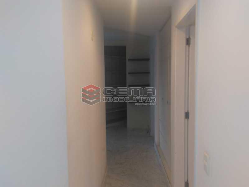 5.circulação - Apartamento à venda Avenida Vieira Souto,Ipanema, Zona Sul RJ - R$ 4.600.000 - LAAP32993 - 9