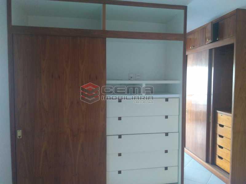 9.qto.3 - Apartamento à venda Avenida Vieira Souto,Ipanema, Zona Sul RJ - R$ 4.600.000 - LAAP32993 - 14