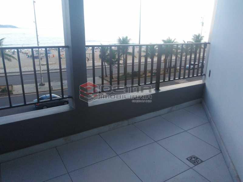 12.varanda.ste - Apartamento à venda Avenida Vieira Souto,Ipanema, Zona Sul RJ - R$ 4.600.000 - LAAP32993 - 19