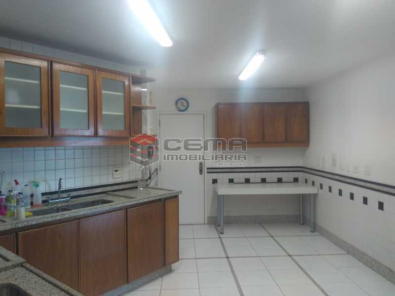 13.1.cozinha - Apartamento à venda Avenida Vieira Souto,Ipanema, Zona Sul RJ - R$ 4.600.000 - LAAP32993 - 20