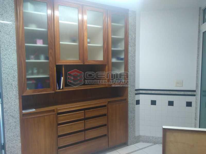 13.2 cozinha - Apartamento à venda Avenida Vieira Souto,Ipanema, Zona Sul RJ - R$ 4.600.000 - LAAP32993 - 21
