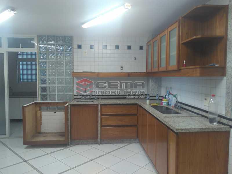 13.cozinha - Apartamento à venda Avenida Vieira Souto,Ipanema, Zona Sul RJ - R$ 4.600.000 - LAAP32993 - 22