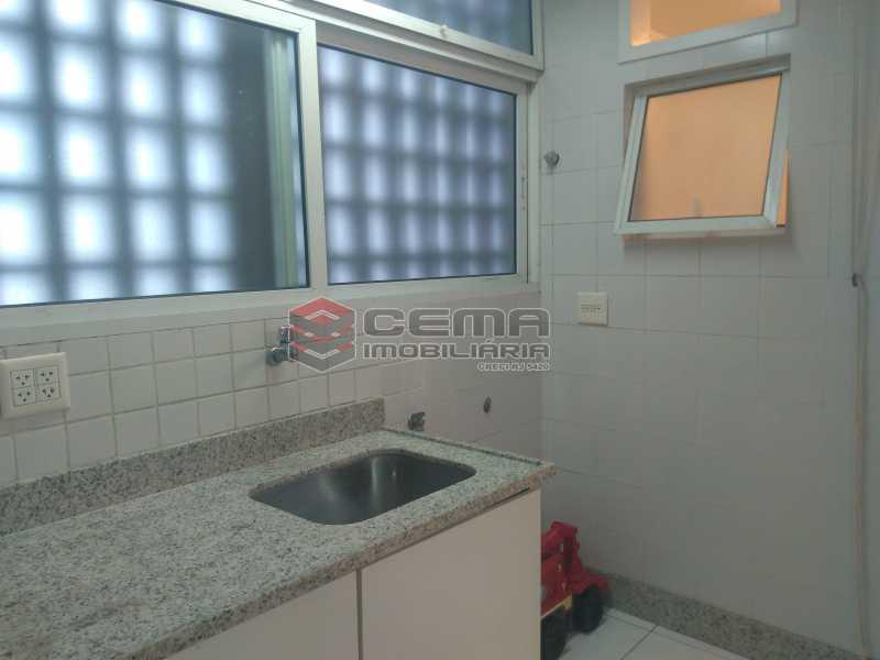 14.área - Apartamento à venda Avenida Vieira Souto,Ipanema, Zona Sul RJ - R$ 4.600.000 - LAAP32993 - 23