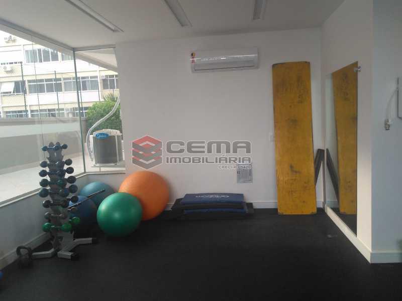 16.1.academia - Apartamento à venda Avenida Vieira Souto,Ipanema, Zona Sul RJ - R$ 4.600.000 - LAAP32993 - 26