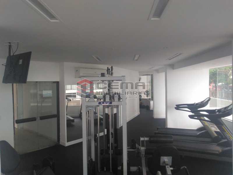 16.academia - Apartamento à venda Avenida Vieira Souto,Ipanema, Zona Sul RJ - R$ 4.600.000 - LAAP32993 - 27