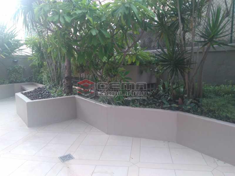 17.jardim - Apartamento à venda Avenida Vieira Souto,Ipanema, Zona Sul RJ - R$ 4.600.000 - LAAP32993 - 28