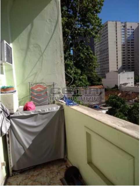 A.Serviço - Apartamento À Venda Rua Leandro Martins,Centro RJ - R$ 200.000 - LAAP01216 - 9