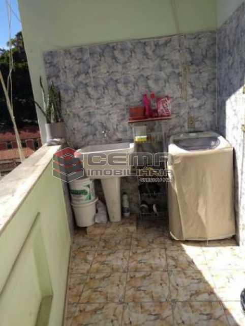 área de serviço - Apartamento À Venda Rua Leandro Martins,Centro RJ - R$ 200.000 - LAAP01216 - 10