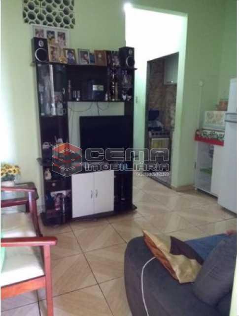 sala 1 - Apartamento À Venda Rua Leandro Martins,Centro RJ - R$ 200.000 - LAAP01216 - 3